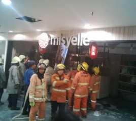 Api di Mal BIP Diduga Akibat Korsleting Listrik