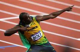 Neymar Ngebet Ketemu Usain Bolt di Olimpiade