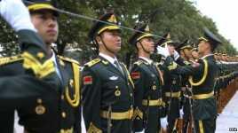 China Pamer Kekuatan ke Jepang