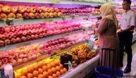 Pedagang Rugi Gara-Gara Apel Impor Dilarang