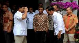 Ini yang Akan Disampaikan Prabowo ke Jokowi