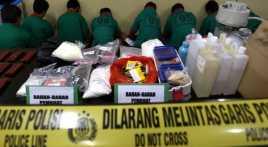 Polres Jakbar Bikin Pengedar Narkoba Kampung Ambon Pindah Lokasi