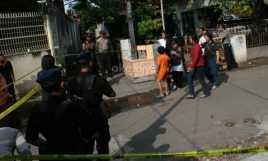 Polisi Gerebek Pengolahan Kulit Sapi Impor Ilegal