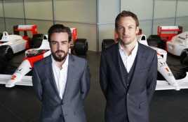 Back to the Future F1 GP Australia