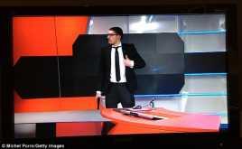 Gunakan Pistol Mainan, Pemuda Belanda Tampil di TV