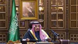 Raja Salman Naikkan Gaji PNS dan Rombak Menteri