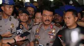 Gerindra Dukung Keputusan Jokowi jika BG Tak Dilantik