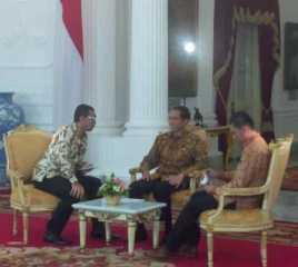 Jokowi Belum Pastikan Ada Reshuffle Kabinet