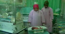 Bayi Baru Lahir Dibuang di Pinggir Jalan