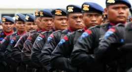 12 Personel Brimob Siap Eksekusi Duo Bali Nine
