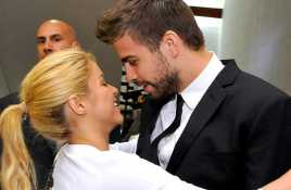 Pique Shakira Dianugerahi Buah Hati Kedua