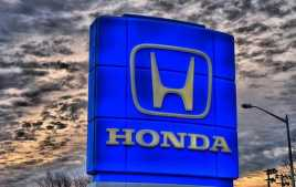 Gara-Gara Masalah Airbag, Honda Turunkan Laba Tahunan