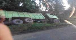 Dua Truk Terlibat Kecelakaan di Tol Cikarang