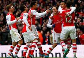 Sedang On Fire, Arsenal Diminta Fokus