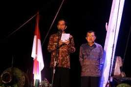 Relawan Tak Akan Tinggalkan Jokowi