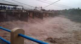 Bendung Katulampa Siaga IV, Malam Ini Banjir Mengintai Jakarta