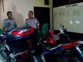 Polisi Sita Empat Motor dari Pelaku Begal Depok