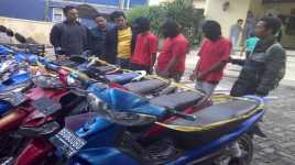 Polisi Lacak Pelaku Begal Motor Perempuan