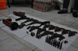 Senpi yang Ditemukan Pemancing Mirip Senjata Polri TNI