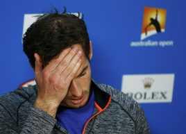 Alasan Murray Usai Dikalahkan Djokovic