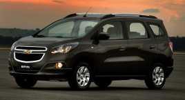 GM Stop Produksi Chevy Spin Rencana Masuknya Mobil China