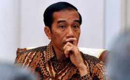 Jokowi Kumpulkan Pimpinan KPK di Istana