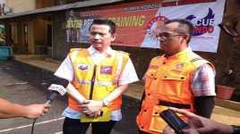 5 Ribu Relawan Indonesia Perindo Latihan Tanggap Bencana