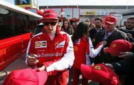 The Ice Man Optimis Ferrari Bakal Bangkit