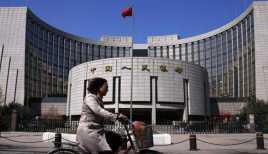 Bank Sentral China Pangkas Suku Bunga 0,25