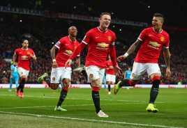 Dwigol Rooney Benamkan 10 Pemain Sunderland