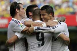 Tiga Laga Madrid Setara El Clasico