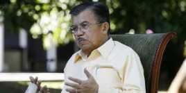 JK Apresiasi Proses Pemilihan Ketua Umum PAN