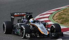 Force India Masih Sisakan PR