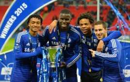 Peluang Chelsea Meraih Treble
