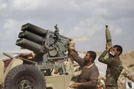 30 Ribu Pasukan Irak Serbu ISIS di Tikrit