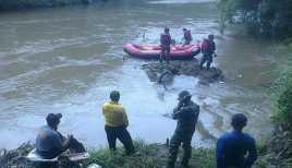 600 Karung Sampah Diangkut dari Sungai Ciliwung