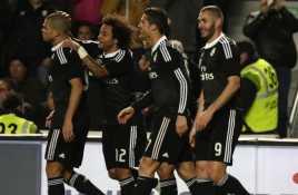 Permainan Madrid Tidak Kreatif