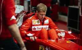 Vettel Belum Bisa Prediksi Kekuatan Ferrari