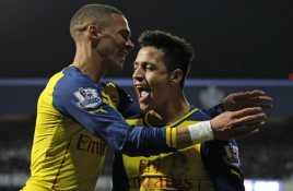 Kesabaran Kunci Arsenal Bungkam QPR