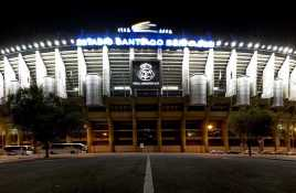 Madrid Tak Sudi Barca Juara di Bernabeu