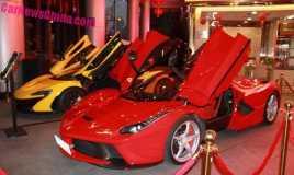 Buka Restoran Sambil Pajang Mobil Ferrari McLaren