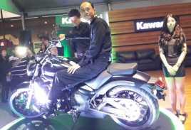 Harga Motor Kawasaki Vulcan S di Indonesia Rp155 Juta
