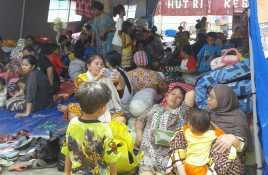 Pengungsi Kebakaran Tanah Abang Minim Bantuan Pemerintah