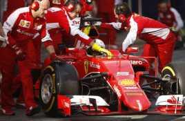 Awas Mercedes, Ferrari Telah Bangkit