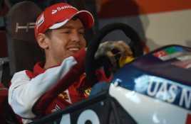 Bos Ferrari Terkesan dengan Profesionalisme Vettel