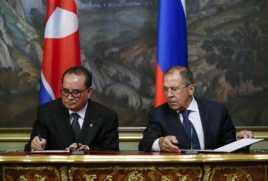 China Rusia Rencanakan Lagi Pembicaraan Enam Pihak