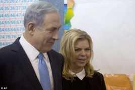 Istri PM Netanyahu Seorang Pemabuk