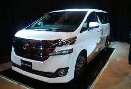 Alasan Toyota Boyong Vellfire ke Indonesia