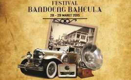 Festival Bandung Baheula Tampilkan Mobil Motor Lawas