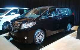 Belum Dapat Dipastikan Toyota Alphard Hybrid Masuk Indonesia